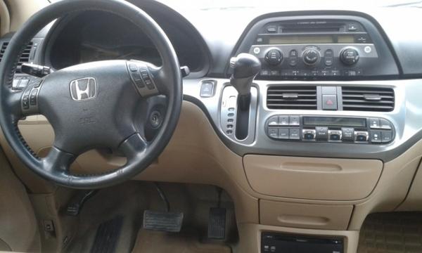 Honda Odyssey Tablero 6