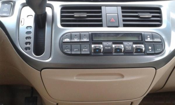 Honda Odyssey Tablero 7
