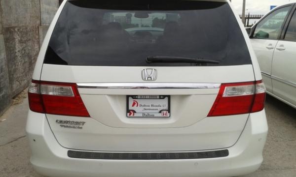 Honda Odyssey Tablero 9