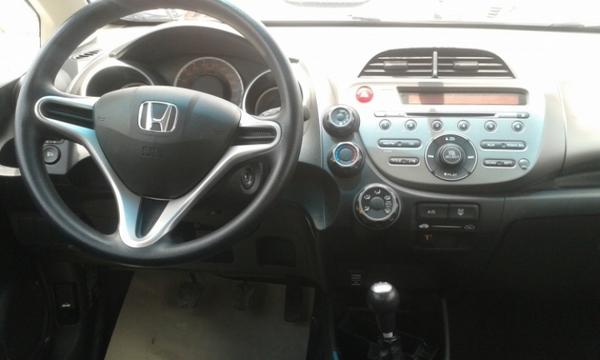 Honda Honda Fit Arriba 4
