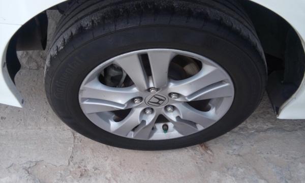 Honda Accord Sedan Interior 4