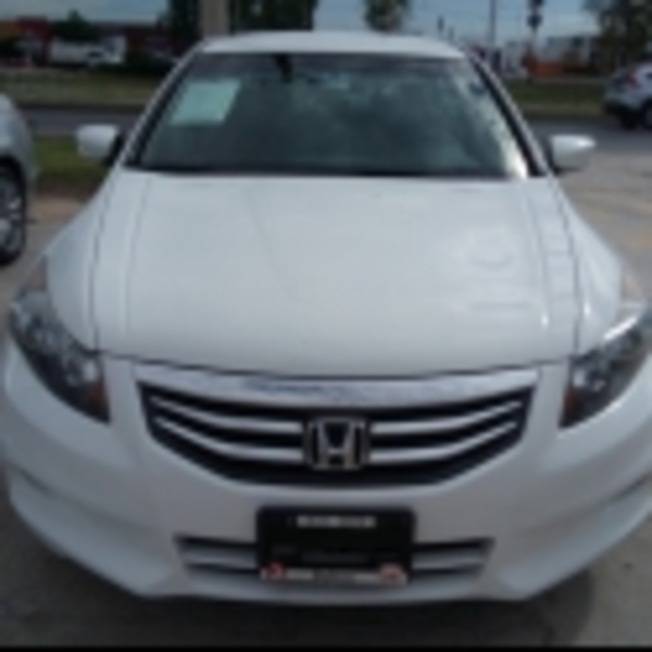 Honda Accord Sedan LXL4 2012