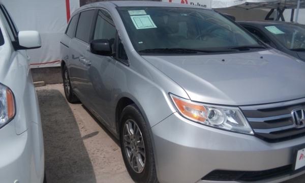 Honda Odyssey Tablero 2