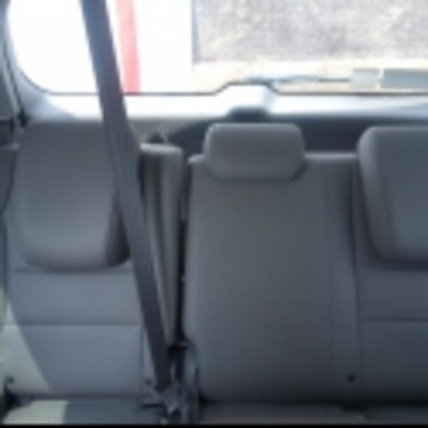 Honda Odyssey Lateral izquierdo 5