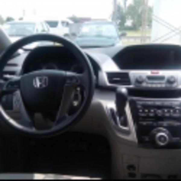 Honda Odyssey Asientos 6
