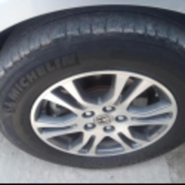 Honda Odyssey Lateral izquierdo 8