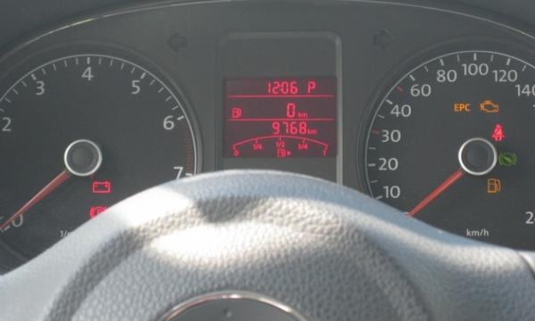 Volkswagen Vento Arriba 1