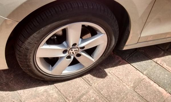Volkswagen Jetta Llantas 7