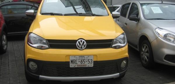 Volkswagen Crossfox Llantas 8