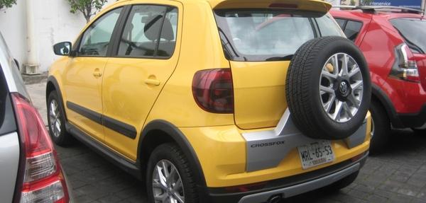 Volkswagen Crossfox Frente 10