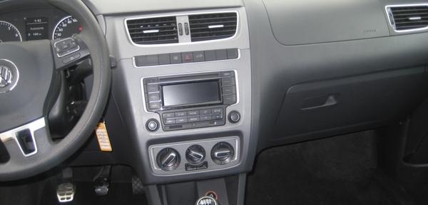 Volkswagen Crossfox Tablero 3