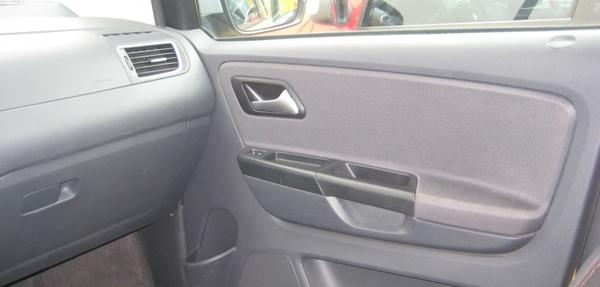 Volkswagen Crossfox Frente 2