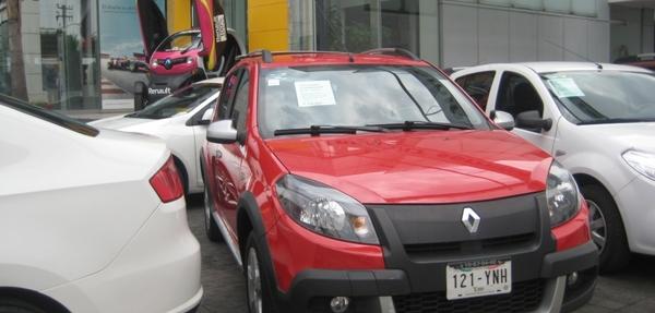 Renault Stepway Dynamique 2013