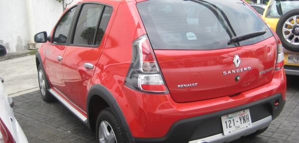 Renault Stepway Frente 13