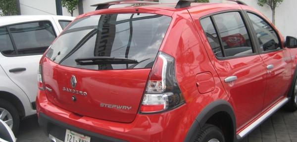 Renault Stepway Asientos 11