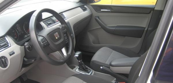 SEAT Toledo Interior 10