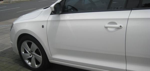 SEAT Toledo Lateral izquierdo 4