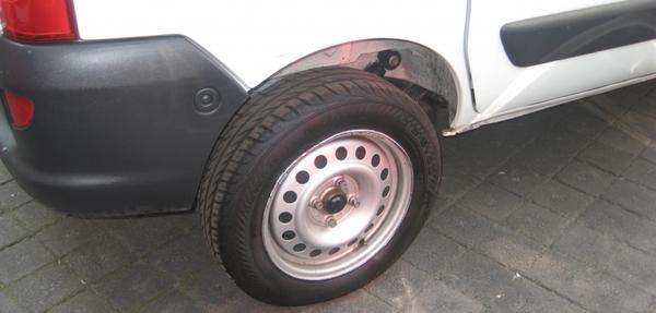 Renault Kangoo Atrás 14