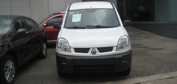 Renault Kangoo Lateral derecho 15