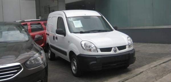 Renault Kangoo Atrás 16