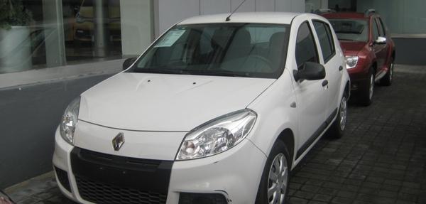 Renault Sandero Llantas 16