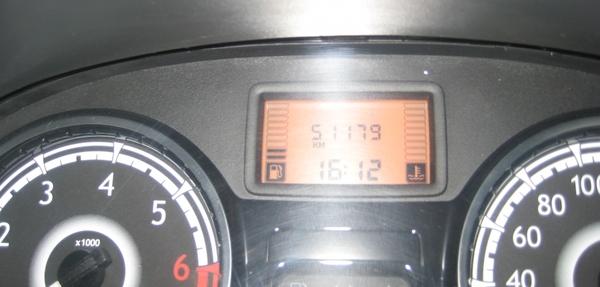 Renault Sandero Frente 7