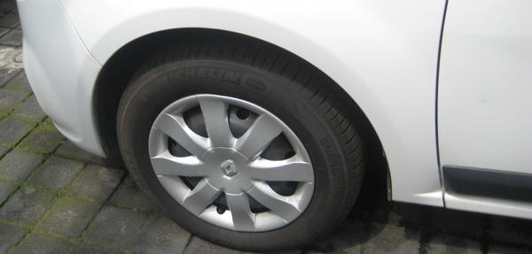 Renault Sandero Atrás 2