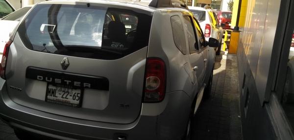 Renault Duster Llantas 4