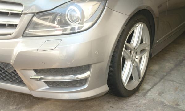 Mercedes Benz Clase Arriba 4