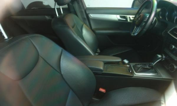 Mercedes Benz Clase Asientos 2
