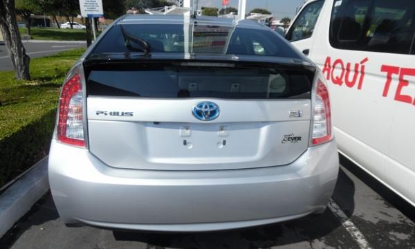 Toyota Prius Arriba 5