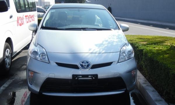 Toyota Prius Tablero 4