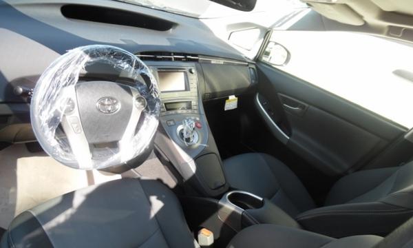 Toyota Prius Frente 3