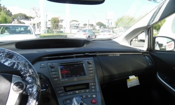 Toyota Prius Asientos 4