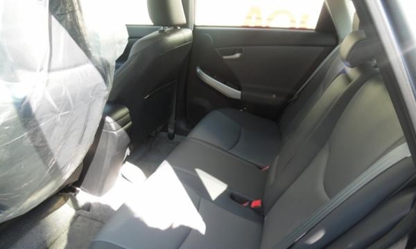 Toyota Prius Atrás 1