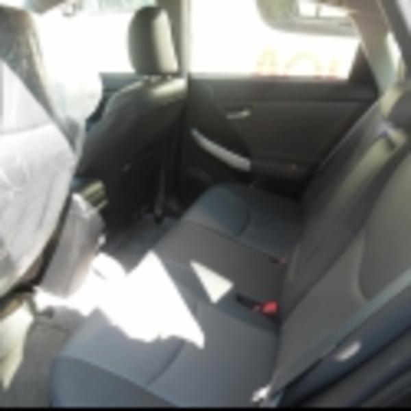 Toyota Prius Asientos 5