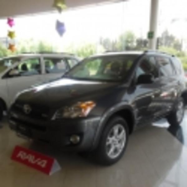 Toyota RAV 4 Interior 1