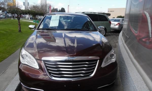 Chrysler 200 Tablero 2