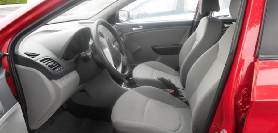 Dodge Attitude Interior 4