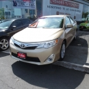 Toyota Camry LE 2.5L 2012