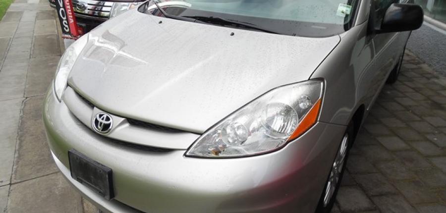Toyota Sienna Asientos 4