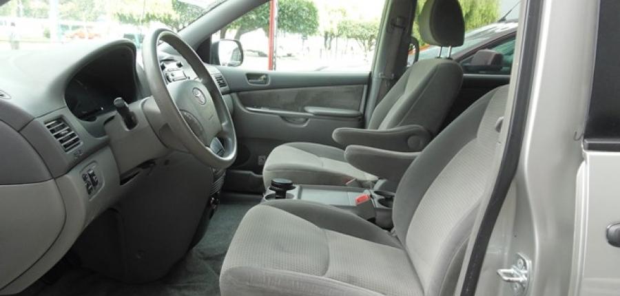 Toyota Sienna Tablero 3