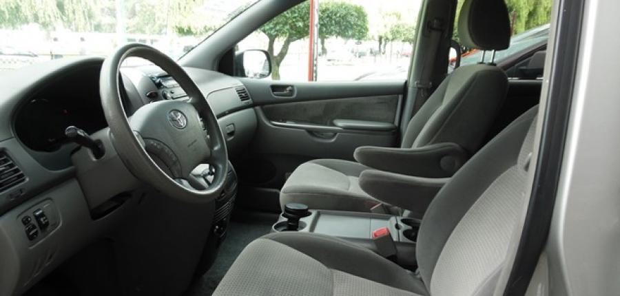 Toyota Sienna Tablero 2