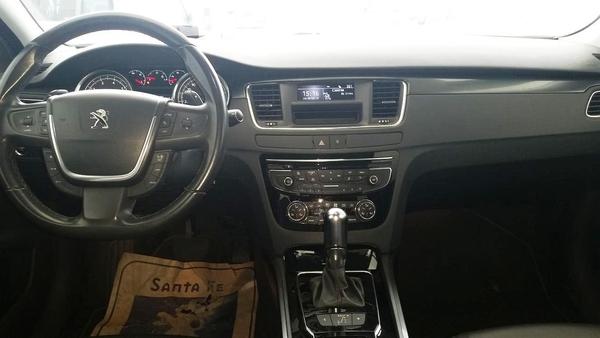 Peugeot 508 Interior 2