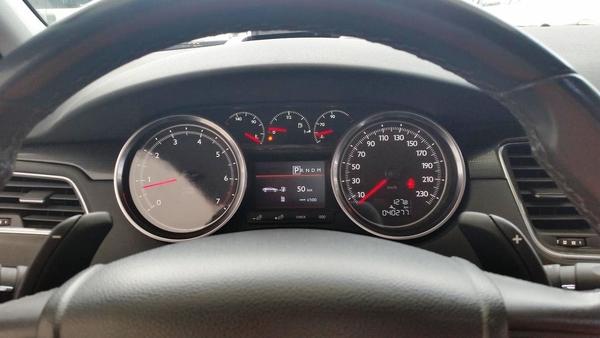Peugeot 508 Frente 1