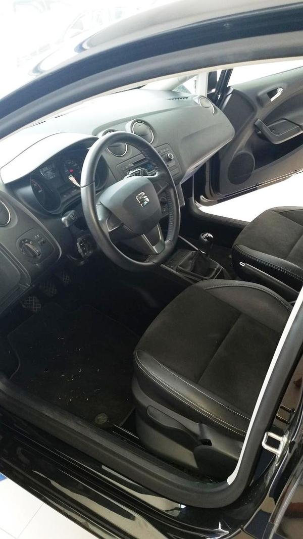 SEAT Ibiza Atrás 4