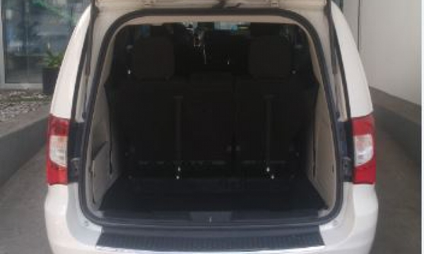 Chrysler Town & Country Tablero 11