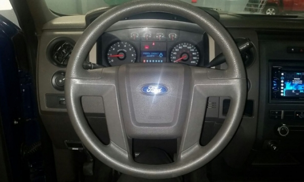 Ford F150 Lateral derecho 3