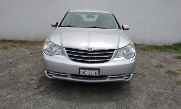 Chrysler Cirrus Frente 3