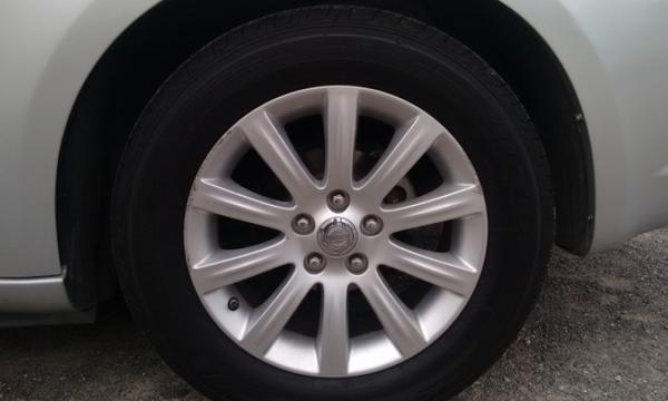 Chrysler Cirrus Tablero 2